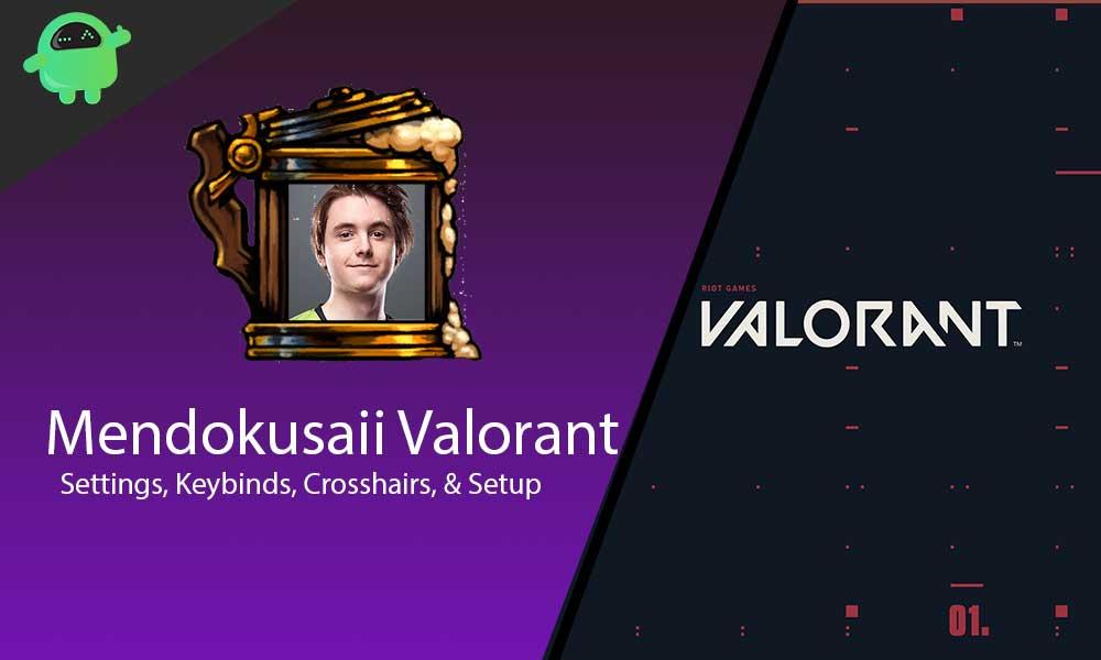 Configuración de Valokusaii Valorant, combinaciones de teclas, punto de mira y configuración