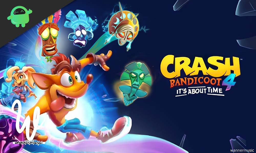When Will Crash Bandicoot 4: It's About Time: Release Date - What We Know?