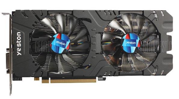 Yeston AMD Radeon RX570