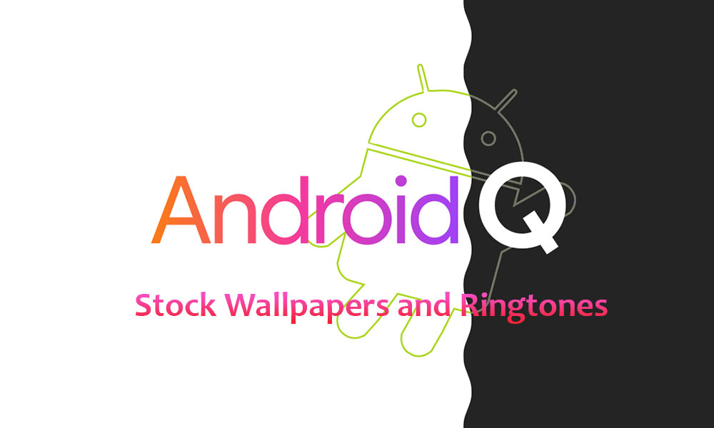 Download Android 10 Stock Wallpapers and Ringtones for your device