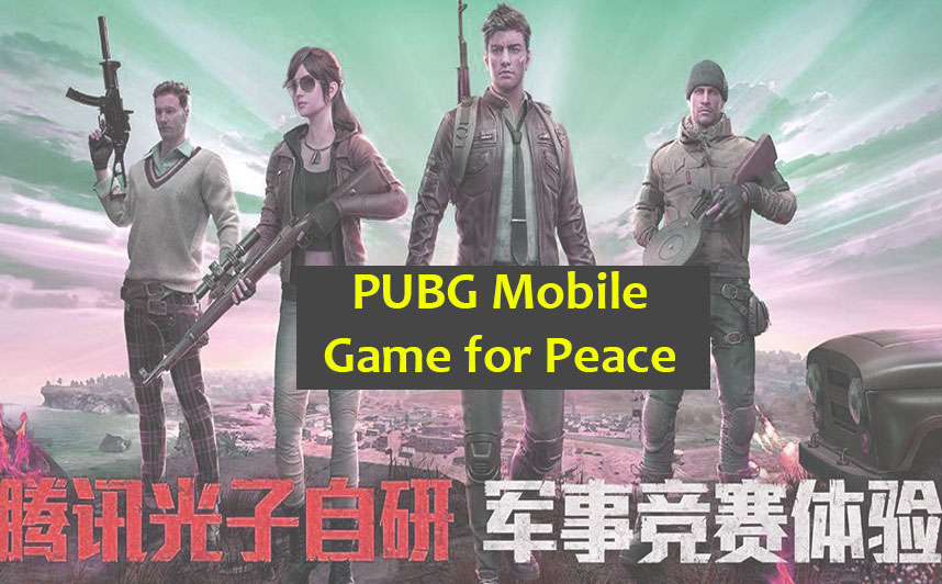 Download Game for Peace - A New PUBG Mobile from Tencent for China