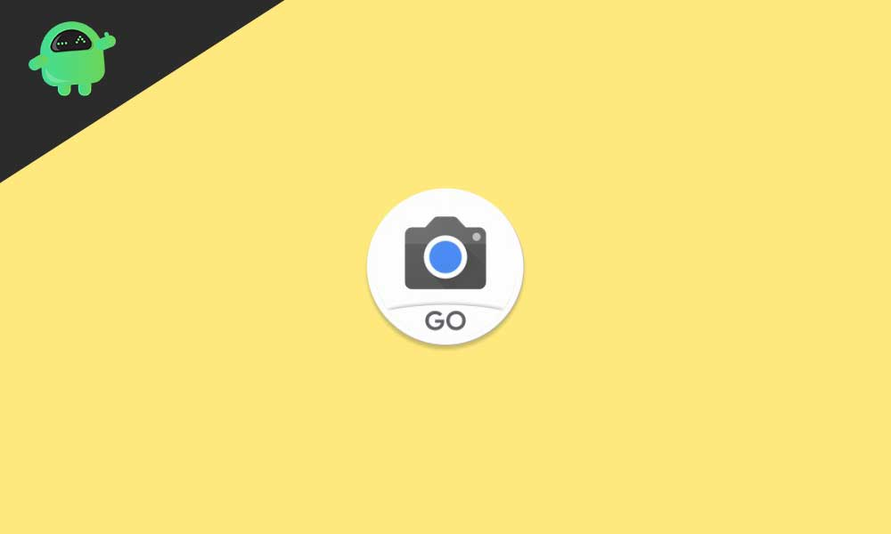 Download Google Camera Go APK for any Android device