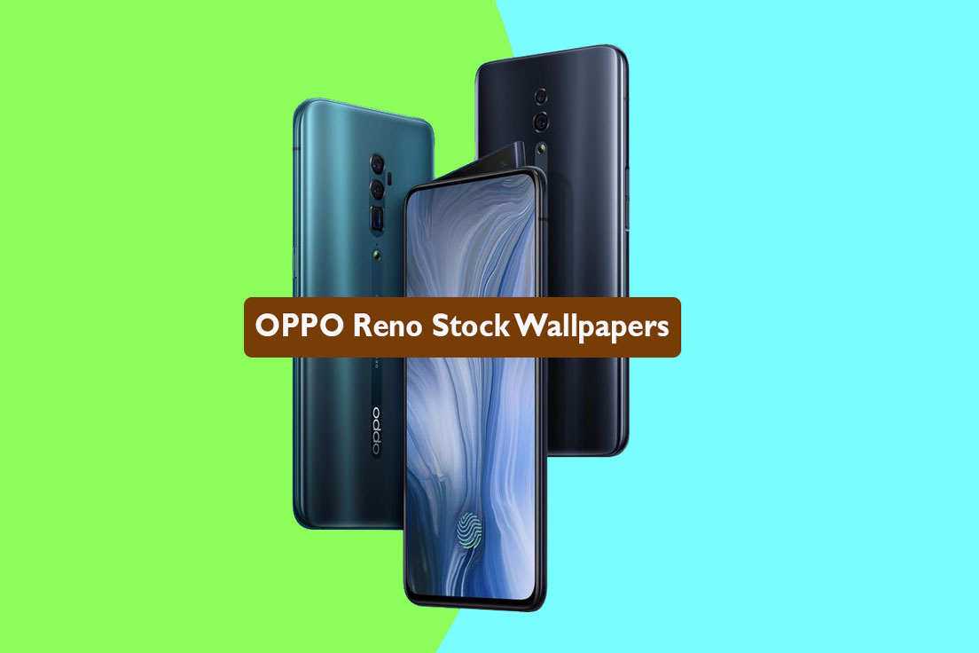 Descarga fondos de pantalla de OPPO Reno para tu dispositivo Android