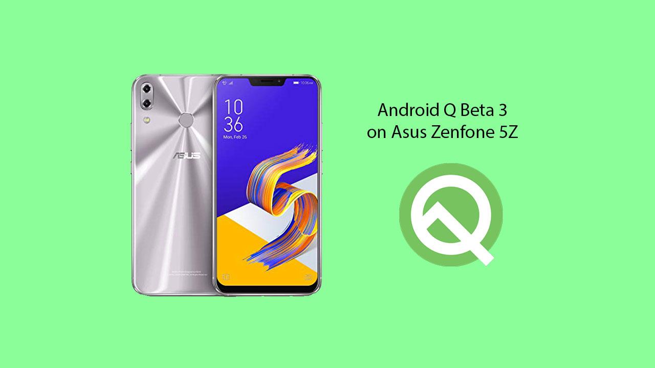 Descargar 100.04.44.108: Asus Zenfone 5Z Android 10 (ZenUI 6 beta) ya está disponible