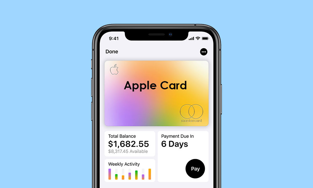 Download Apple Card Wallpapers