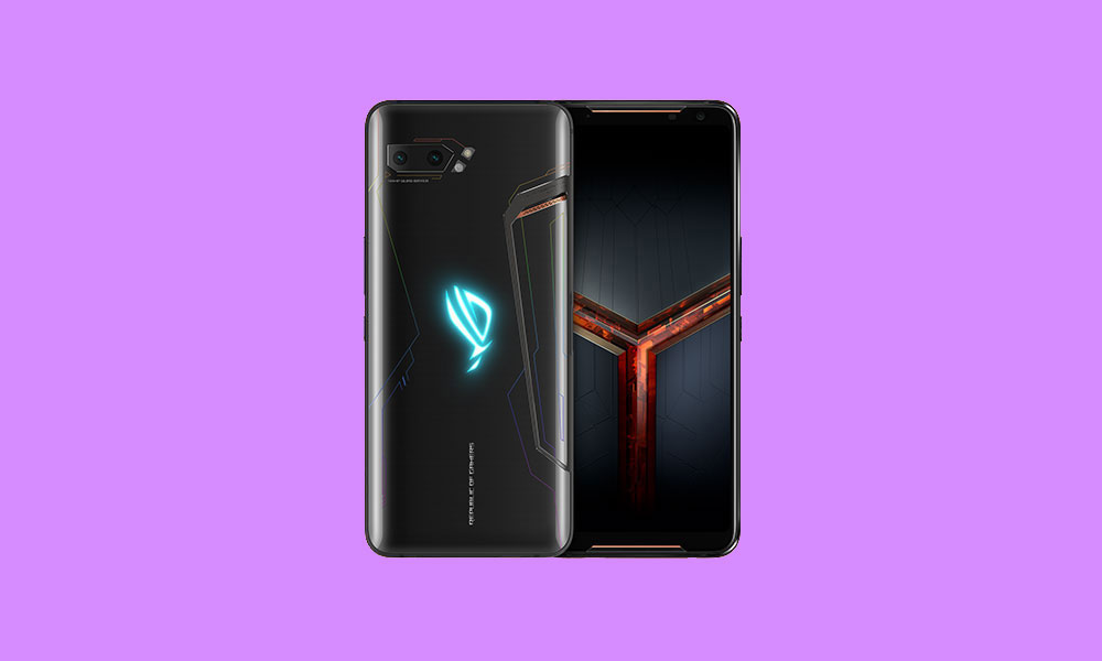 Download Asus ROG Phone 2 Stock Wallpapers