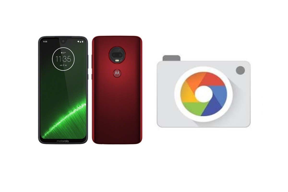 Google Camera for Moto G7 Plus