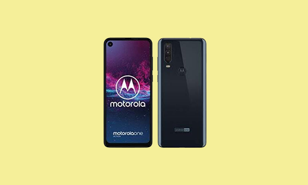 Download Google Camera for Motorola One Action