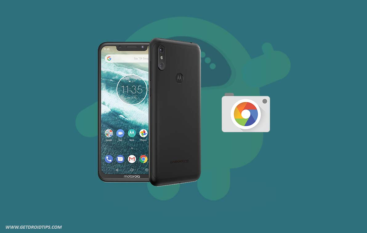 Download Google Camera for Motorola One Power with HDR+/Night Sight [GCam]