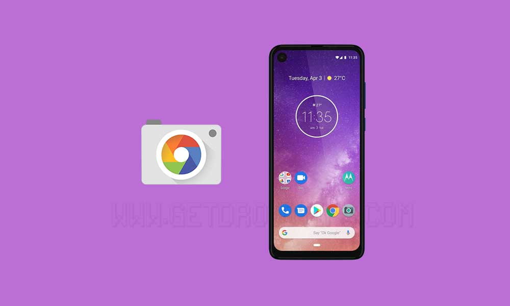 Download Google Camera for Motorola One Vision [GCam APK]