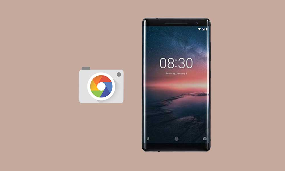 Download Google Camera for Nokia 8 Sirocco [Portrait, Night Sight and HDR+]