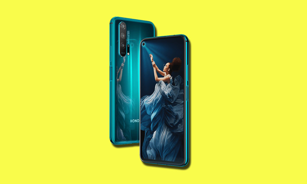 Download Honor 20 Pro Stock Wallpapers