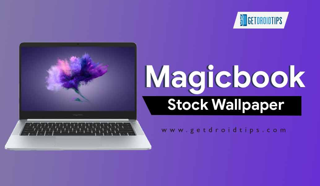 Descargar Honor Magicbook Stock Wallpapers en alta resolución