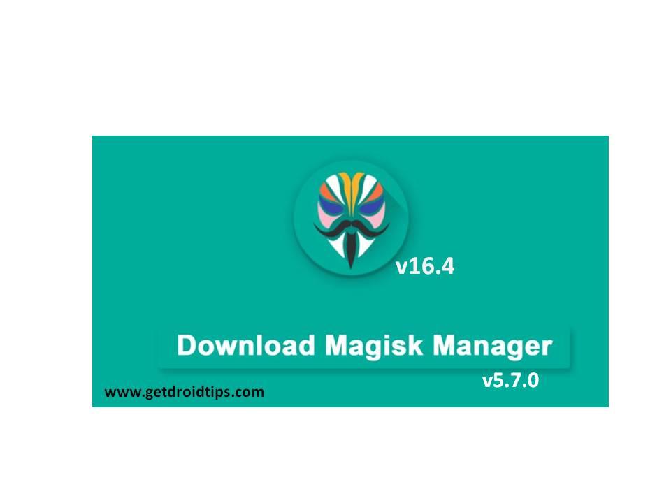 Descargar Magisk v16.4 - Soporte de Android P, MagiskHide mejorado y otras correcciones de errores