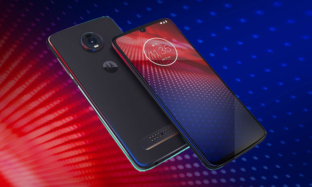 Download Moto Z4 Stock Wallpapers