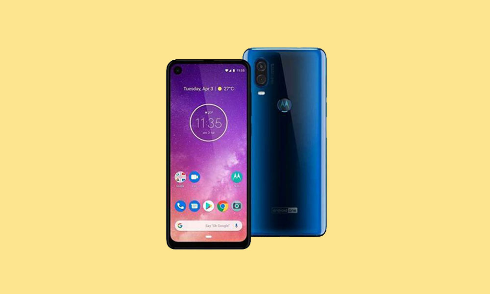 Download Motorola One Action Wallpapers in High Resolution