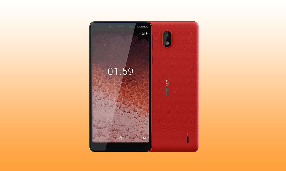 Download Nokia 1 Plus Stock Wallpapers