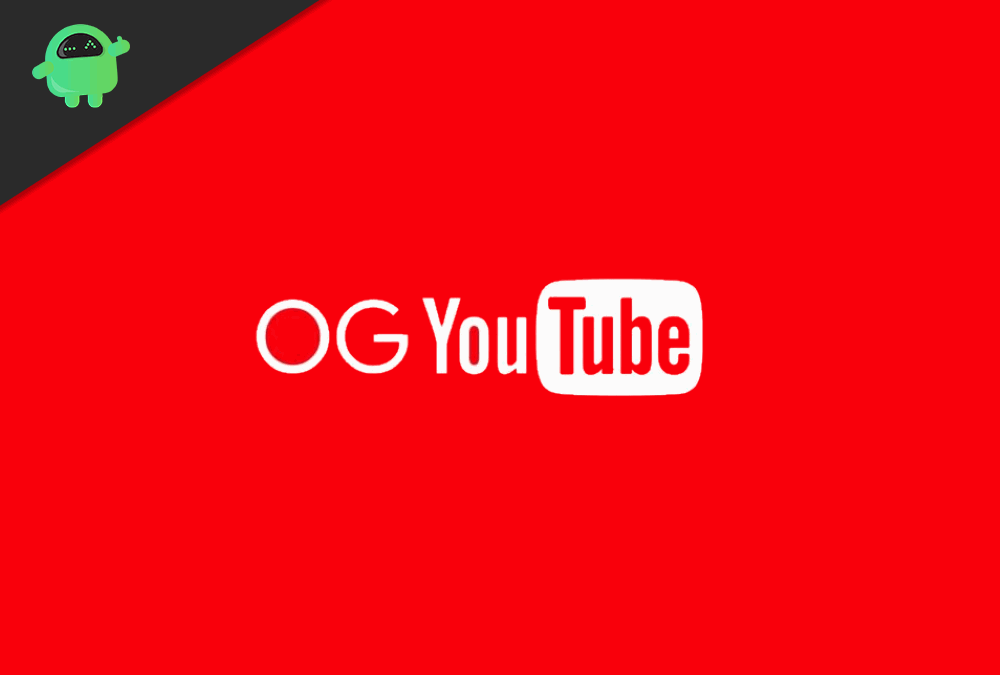 Download OGYouTube 4.2 APK - Latest Free Version 2020