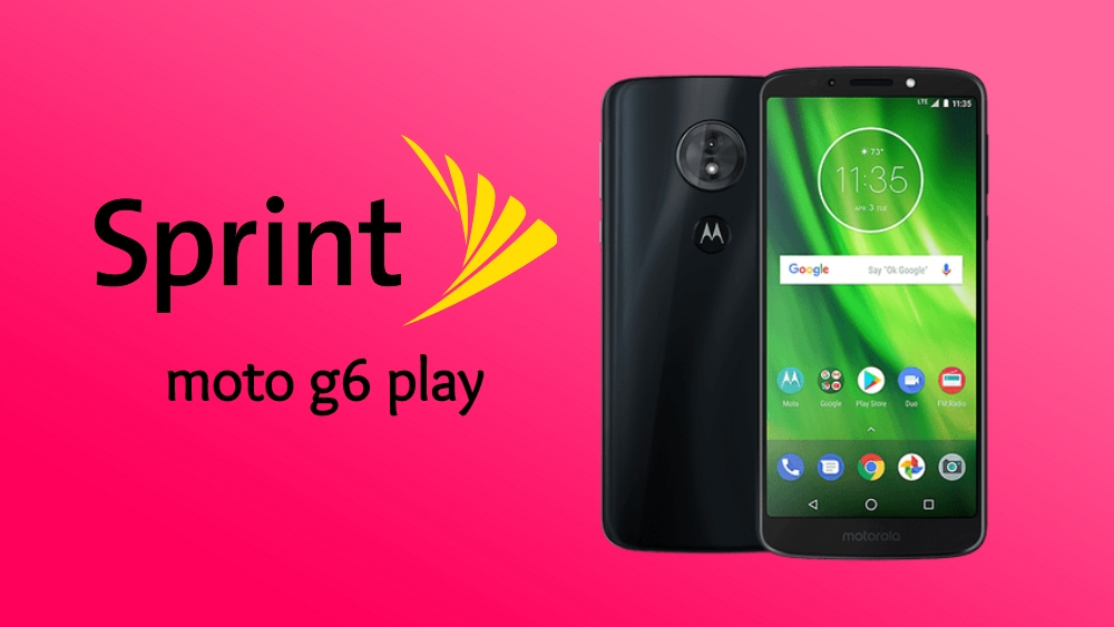 Download PCP29.118-41: Sprint Moto G6 Play Android 9.0 Pie Update