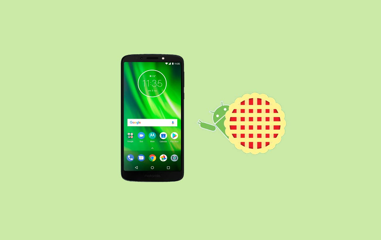 Download PDP29.118-38: Verizon Moto G6 Play Android 9.0 Pie update