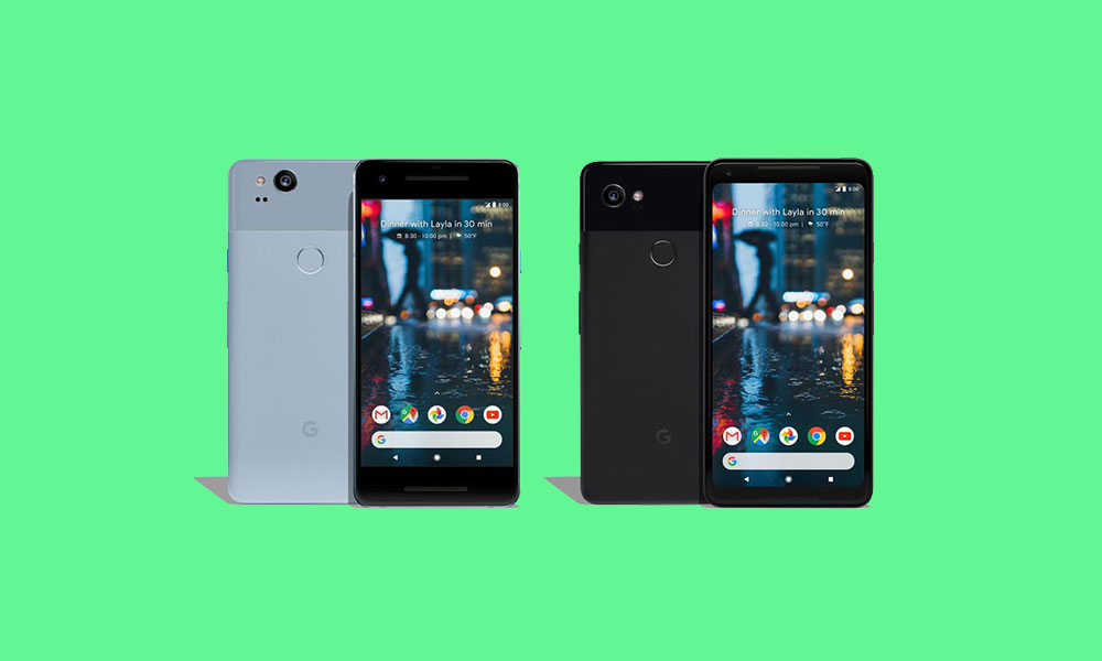 Download PQ3A.190801.002: Google Pixel Series August 2019 Security patch