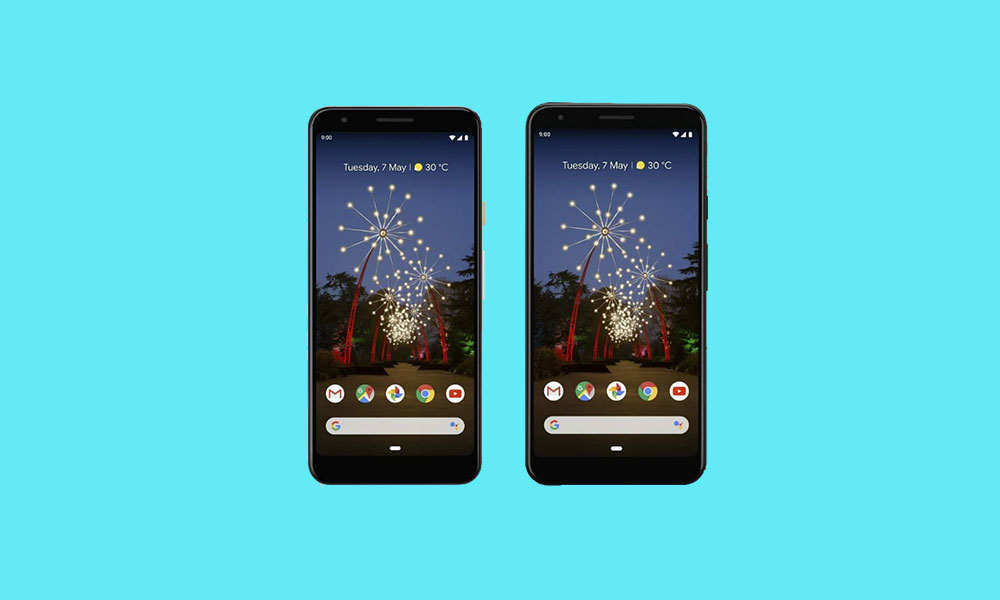 Download PQ3B.190801.002: Pixel 3a and 3a XL August 2019 Security patch