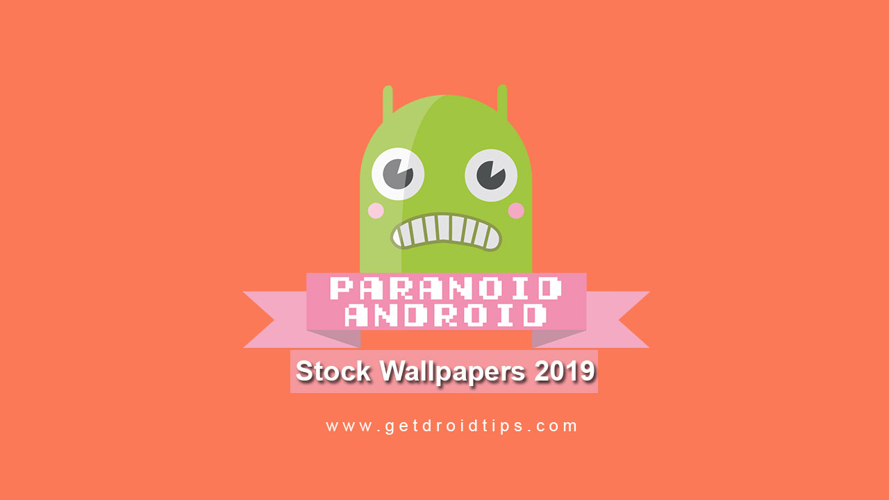 Download Paranoid Android 2019 Wallpapers