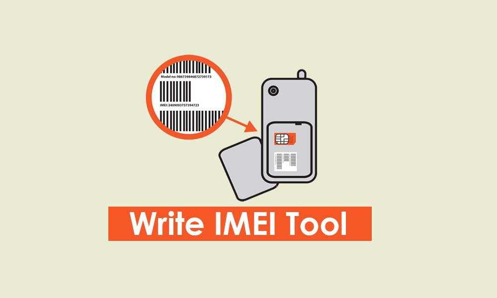 Download Qualcomm Smartphone Write IMEI Tool - Repair IMEI number