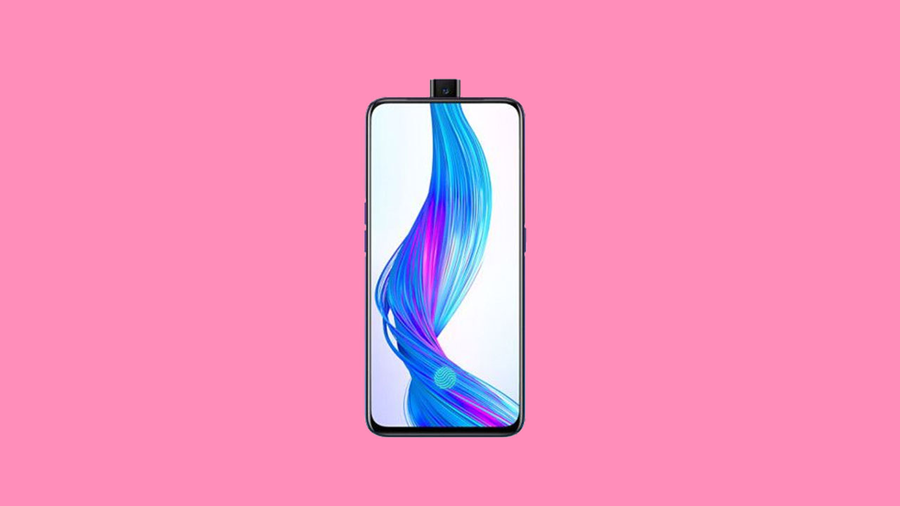 Download Realme X Stock Wallpapers