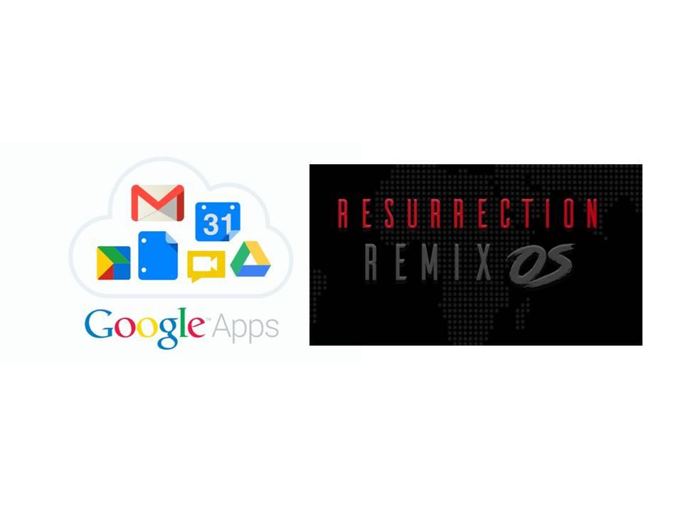 Descargar Resurrection Remix Gapps (Android Oreo / Nougat) - Última versión