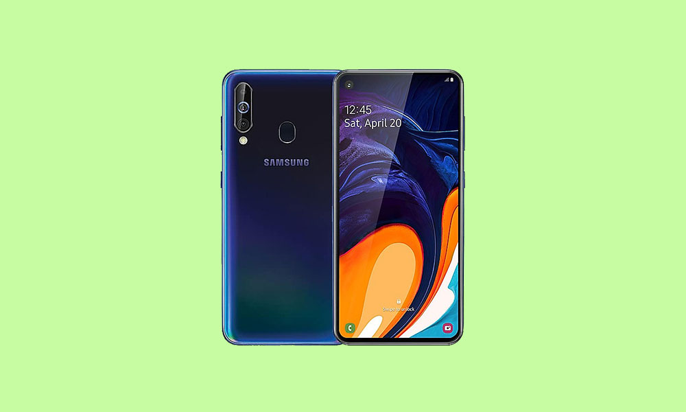 Download Samsung Galaxy A60 Stock Wallpapers in Full HD