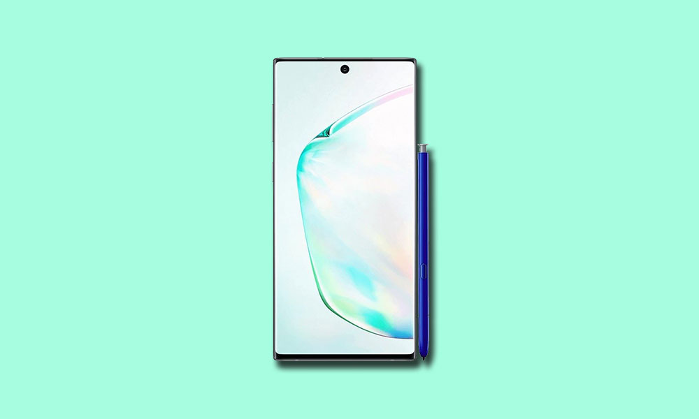 Descargar Samsung Galaxy Note 10 Stock y Live Wallpapers