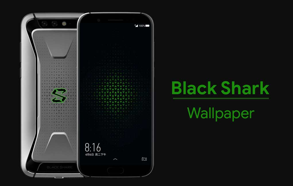 Download Xiaomi Black Shark Stock Wallpapers [Full HD Resolution]