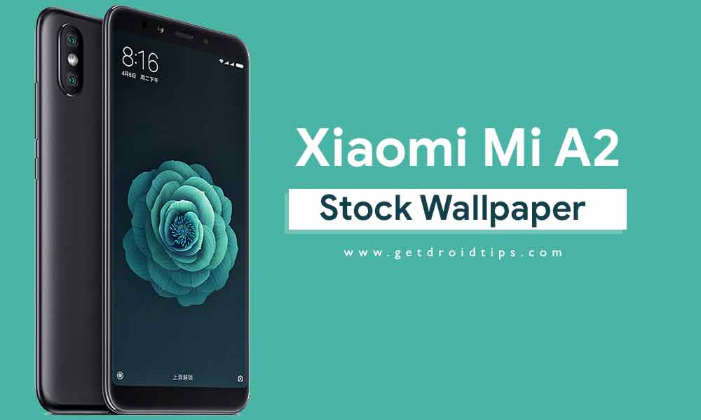 Download Xiaomi Mi 6X/Mi A2 Stock Wallpapers [Full HD Resolution]