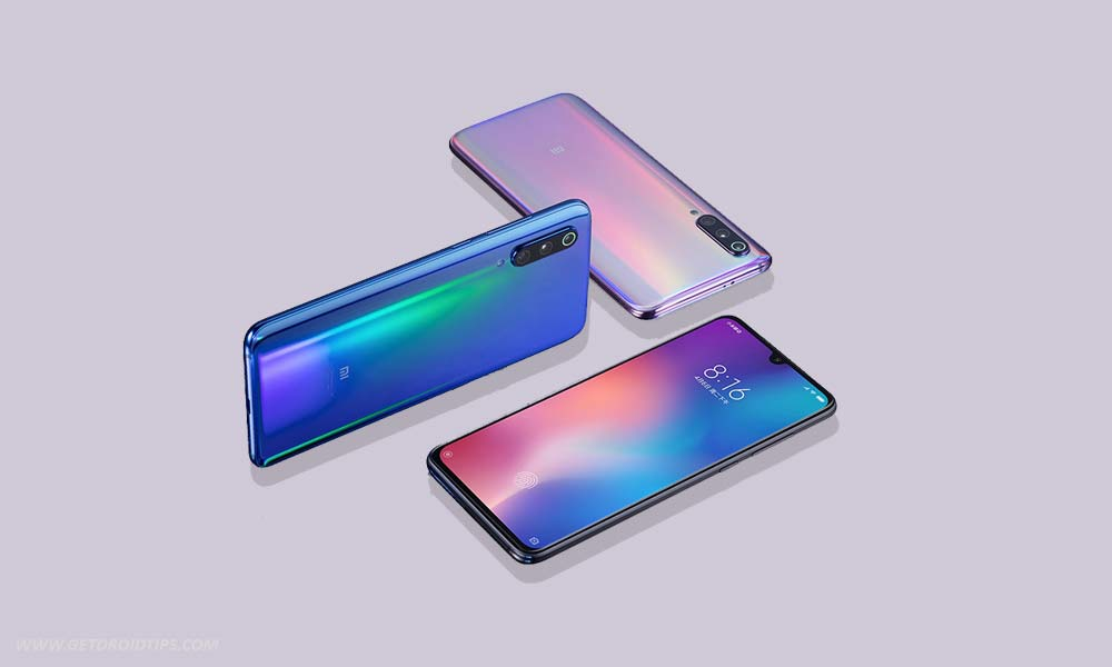 Download Xiaomi Mi 9 Stock Wallpapers In High Resolution
