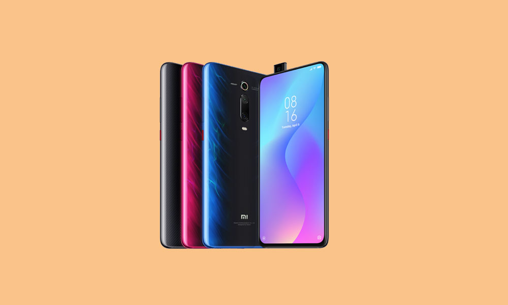 Download Xiaomi Mi 9T Stock Wallpapers