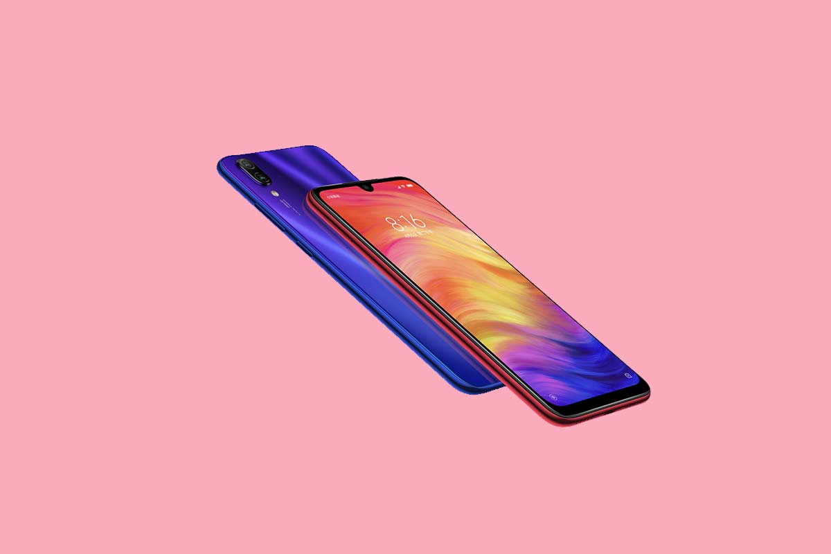 Download Xiaomi Redmi Note 7 Stock Wallpapers In High Resolution