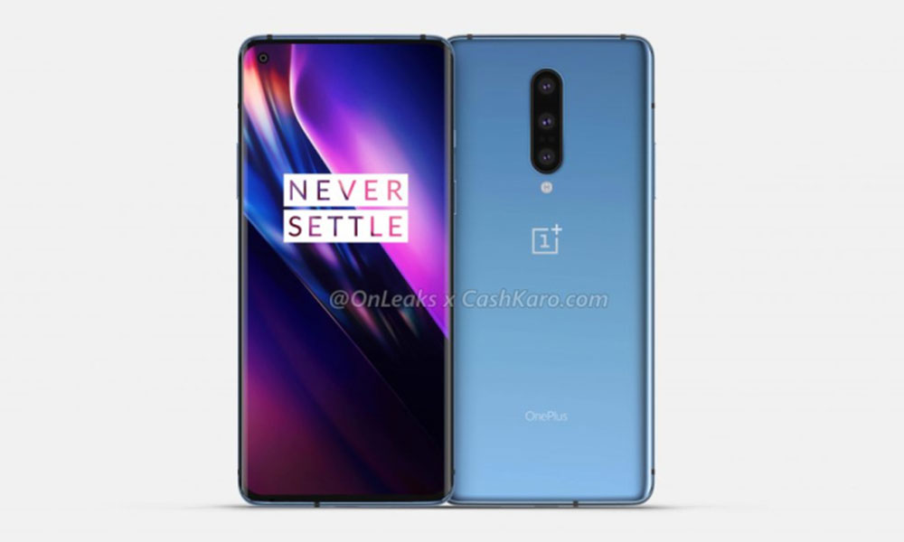 Download OnePlus 8 Stock Wallpapers (Leaked)