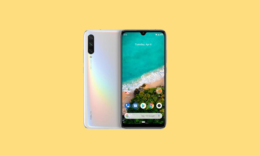 Download Xiaomi Mi A3 Stock Wallpapers (FHD+)