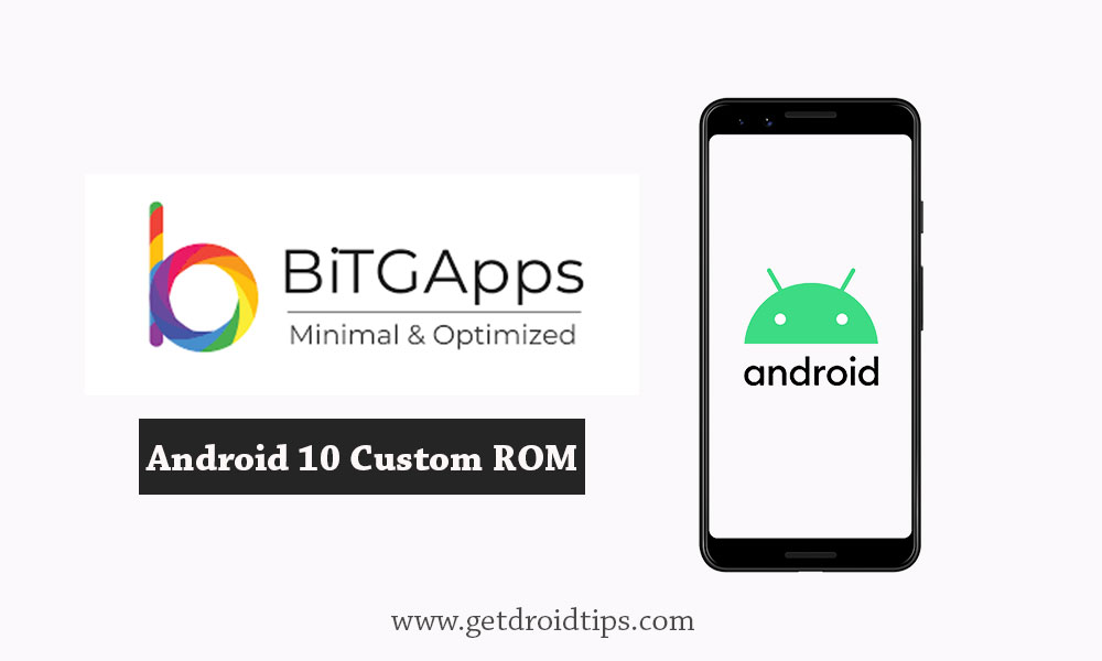 Download Android 10 Gapps for any Android 10 Custom ROM