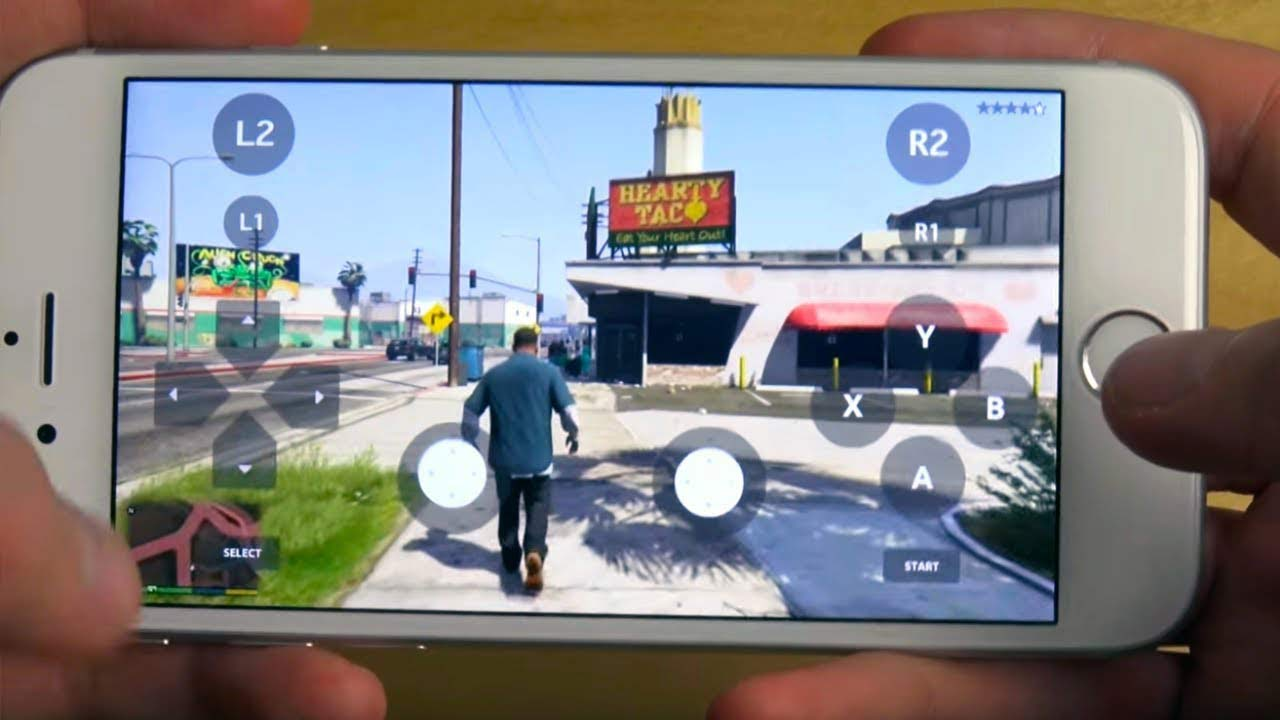 Download GTA V Mobile Beta - Now Play GTA 5 on your Android Phone