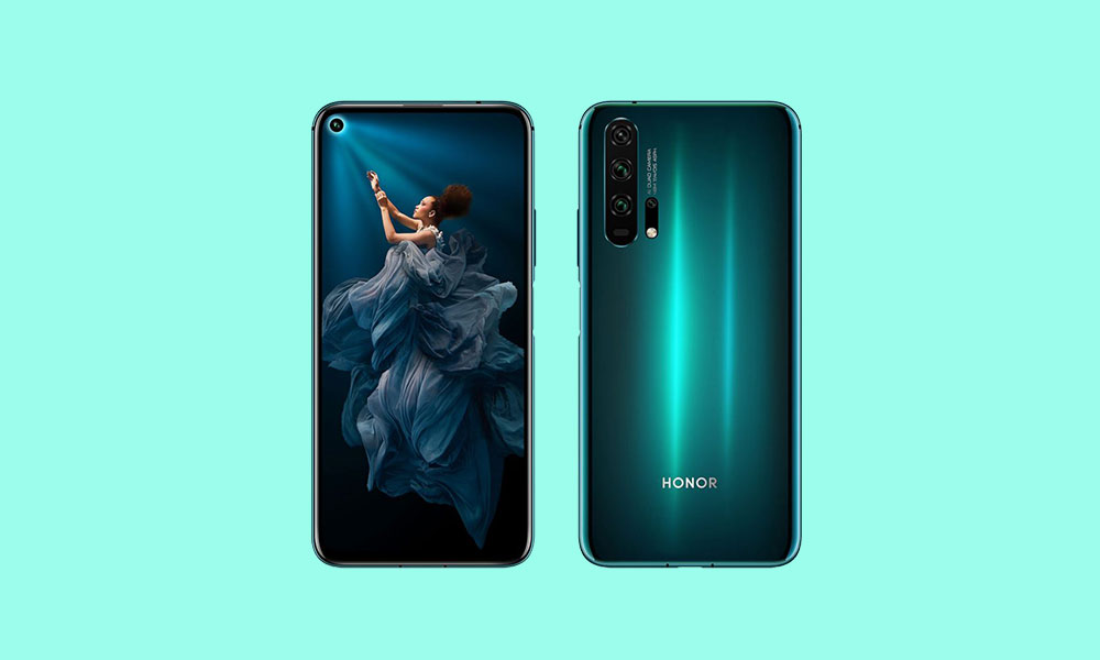 Download Huawei Honor 20 EMUI 9.1 with July 2019 Patch based on Android Pie