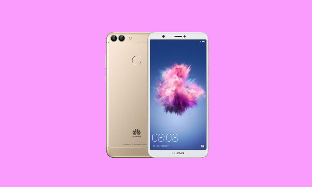 Download and Install Huawei Enjoy 7S Android 9.0 Pie Update [EMUI 9.1]