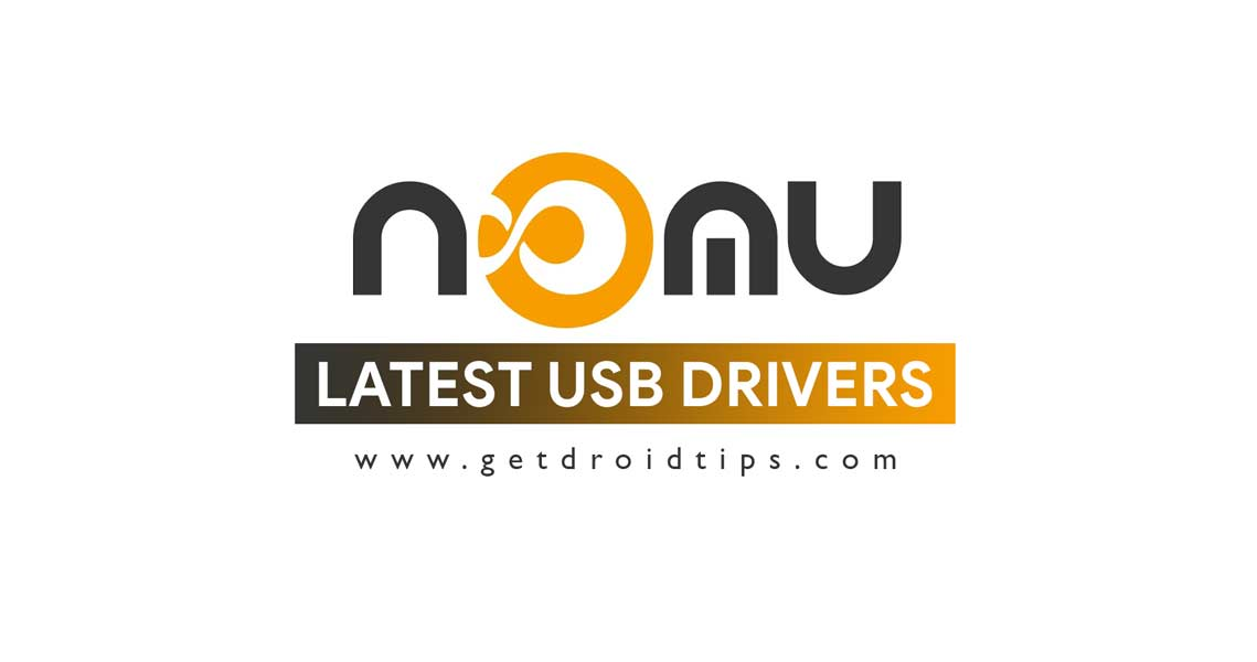 Download and Install Nomu USB Drivers for Windows/Mac