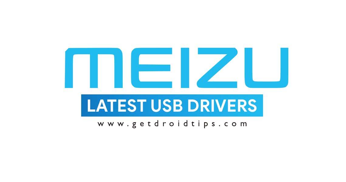 Descargue e instale los controladores USB de Meizu para Windows / Mac