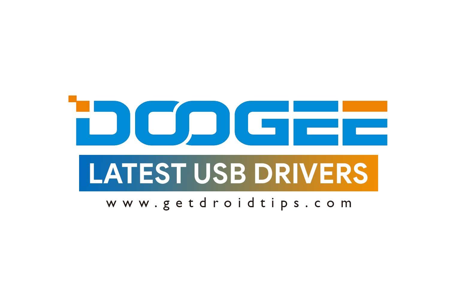 Descargue e instale los últimos controladores USB Doogee