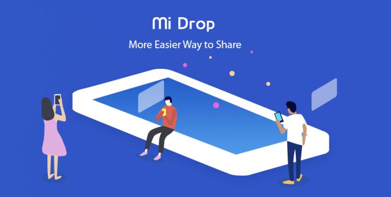 Descargue la última herramienta para compartir archivos Mi Drop v1.9.29 [Official APK]
