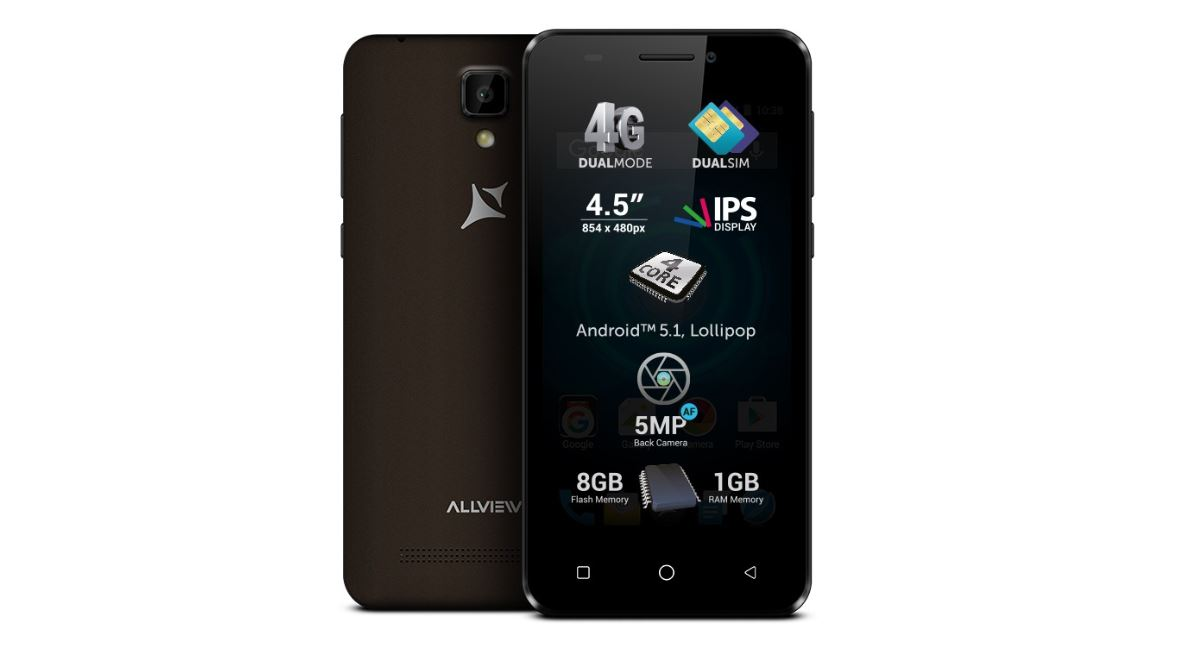 Download Latest Allview P5 Pro USB Drivers