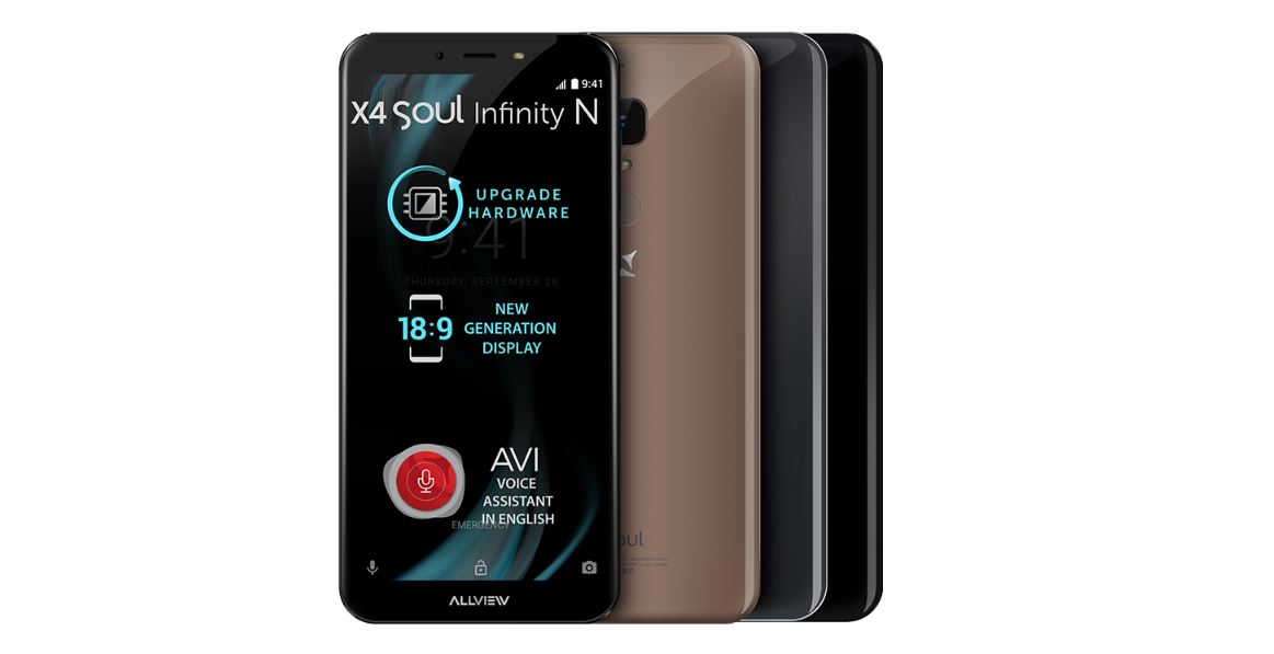 Download Latest Allview X4 Soul Infinity N USB Drivers