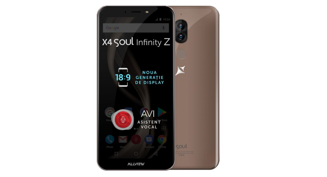 Download Latest Allview X4 Soul Infinity Z USB Drivers